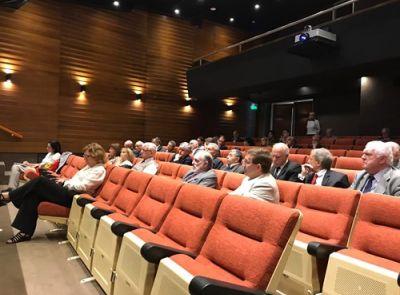 Asamblea y Plenario en Fundación Barceló