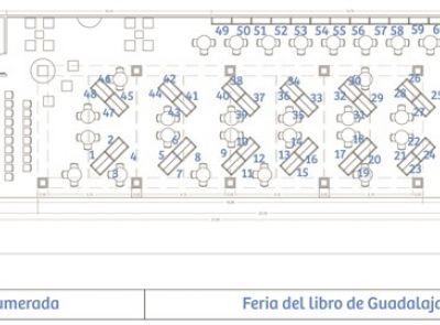 La REUP estará en la Feria Internacional del Libro de Guadalajara 2013