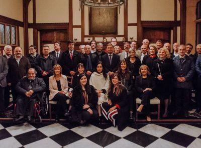 50 universidades representadas en la reunión plenaria en Mar del Plata
