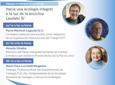 Diálogos post pandemia a la luz de la encíclica Laudato Si
