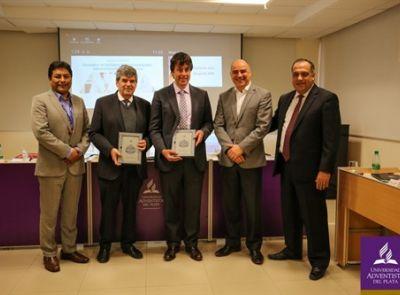 La experiencia del CRUP en trabajo en redes fue expuesta en el encuentro anual del CRUASA realizado en Universidad Adventista del Plata