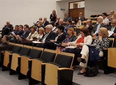 El CRUP realizó el último Plenario del año en Pilar