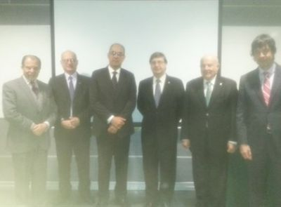 Positivo encuentro con universidades privadas de chile