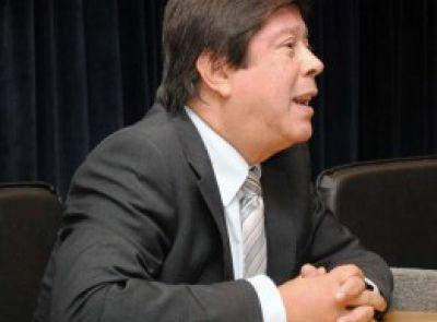 Fallecimiento del Rector de la Universidad de Mendoza