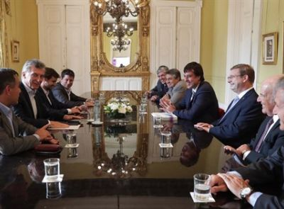 El Presidente de la Nación se reunió con Rectores de Universidades Privadas