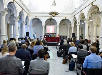 Encuentro entre universidades de Suecia, Finlandia, Noruega, Uruguay, Paraguay, y Argentina