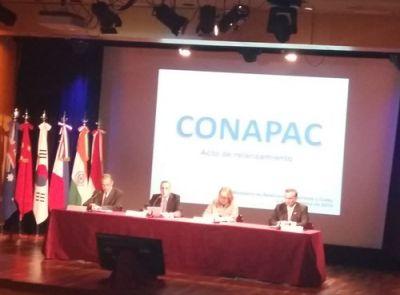 Se relanzó el Comité Nacional para Asia-Pacífico