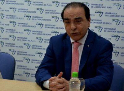 Falleció Ángel Rodríguez, Rector de la Universidad de la Cuenca del Plata