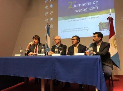 Satisfactorio balance de las 2das Jornadas de Investigación de la UVA de Agronomía, Agroindustrias y Enología.