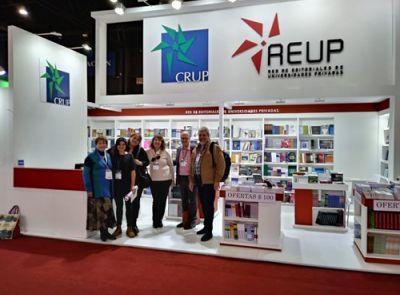 FILBA 2019: la REUP representó a las Universidades Privadas por sexto año consecutivo