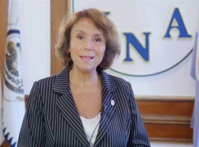 Cristina Armella es candidata a presidir la Unión Internacional del Notariado