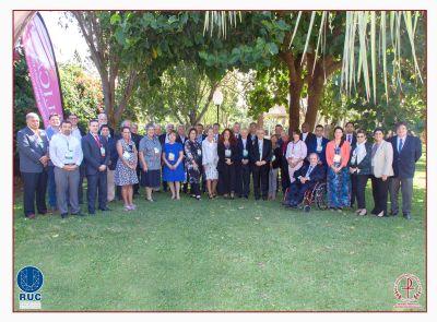 Se realizó en Costa Rica el 8vo encuentro