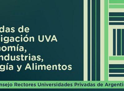 3ras Jornadas de Investigación de Agronomía, Agroindustrias, Enología y Alimentos