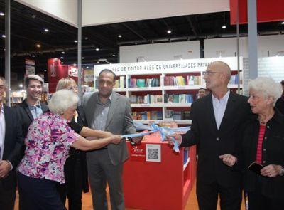 El CRUP en la Feria del Libro 2018