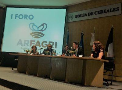Se desarrolló el primer foro sobre cooperación en agricultura entre Argentina y Francia