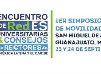 El CRUP participa del 7mo Encuentro de RedES y Consejos de Rectores de América Latina y el Caribe