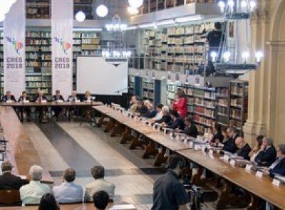 """Se realizaron las jornadas de trabajo: """"Hacia el plan de acción de la CRES 2018"""""""