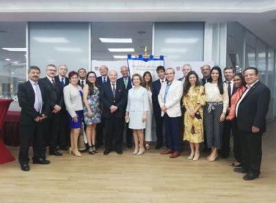 594 instituciones representadas en la VI reunión de REALCUP