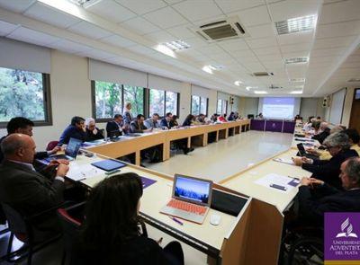 Responsabilidad Social Universitaria, Aseguramiento de la Calidad y Financiamiento de las Universidades Privadas fueron los tres temas de debate en el ateneo de rectores.