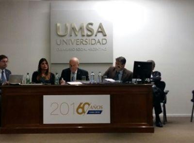 El Plenario del CRUP se realizó en la UMSA