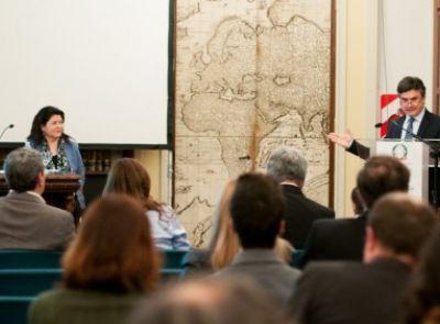Participación en las 8vas. Jornadas del CUIA en Argentina