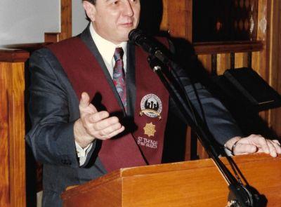 Falleció Juan Carlos Catalano, ex Rector de UFASTA