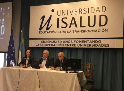 EL CRUP PRESENTE EN LA REUNIÓN DE INFORMACIÓN ERASMUS+