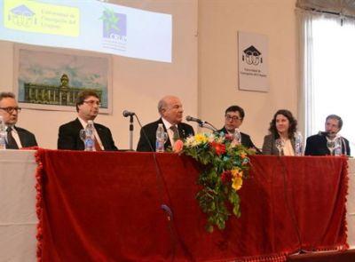 Conmemoraciones, homenajes y balance positivo en un nuevo plenario del CRUP