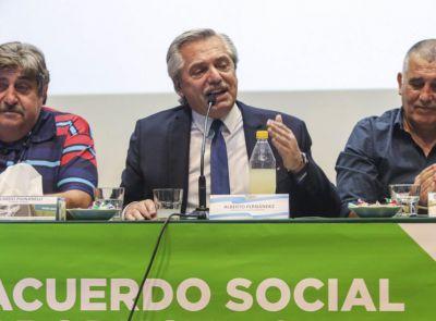 Alberto Fernández celebró la participación de la Universidad Austral del Acuerdo Social y Productivo para el Sector Automotor Argentino