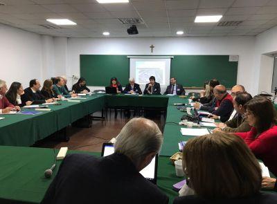 Se realizó la reunión inaugural de la Unidad de Vinculación Académica de Ciencia y Técnica